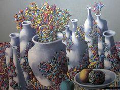 Ivan Marchuk: Still Life.