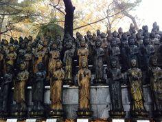 Dobong temple, Korea