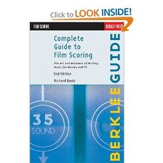 Guide to Film Scoring for E.Bu.