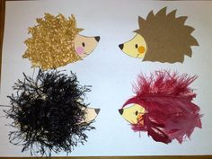 HEDGEHOGS FROM LAREVIE