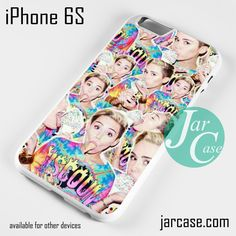 Miley Cyrus College (2) Phone case for iPhone 6/6S/6 Plus/6S plus