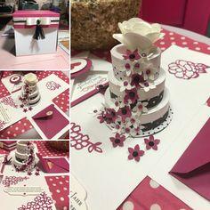 Auftragsarbeit für eine Hochzeit/ Polterabend Gift Wrapping, Gifts, Mariage, Craft, Gift Wrapping Paper, Favors, Gift Packaging, Presents, Gift
