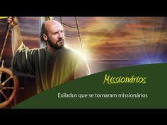 Esboço #5 Exilados que se tornaram missionários - Esboço 3º/tri/2015