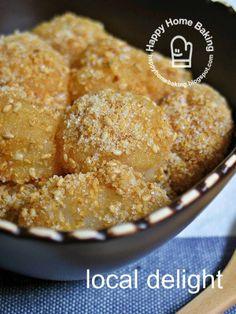 Happy Home Baking: muah chee