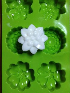 silicone soap mold cow handmade soap mold  by SymphonyCraftHome
