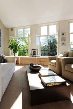 Bekijk de foto van rbosgraaf met als titel extra opbergruimte onder de vensterbank en andere inspirerende plaatjes op Welke.nl.
