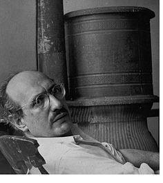 Mark Rothko, one of my favorite artists. Immortalized in the play Red.