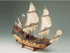 The Corel Berlin wooden ship model is an accurate reproduction of the real Frigate.