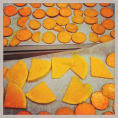Crispy sweet potato and pumpkin chips – Wellness Mum : Today I am feeling extra grateful for my amazing friends. I am so lucky to have such a wonderful bunch of lovely ladies who I can share ideas with, be inspired by and laugh together with. Tomorrow, five of mybeautiful friends will be starting the I Quit Sugar Journey and I couldn't be prouder.  The latest recruit, Jo, is one of those special friends that you don't need to see all the time or even talk to often but you...