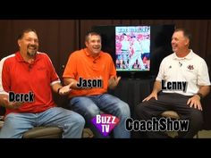 Coaches Show Indian River High School Football team Ready for the Playof...