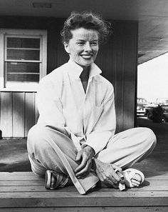 Katherine Hepburn - She had sass and class that was all her own.