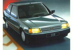 Fiche technique Peugeot 309 1993 309 1.7 D Vital Plus