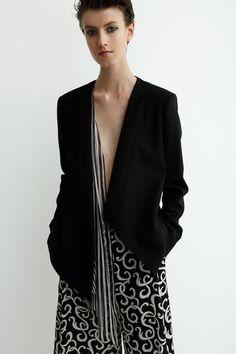 Sharon Wauchob Resort 2015 Collection Slideshow on Style.com