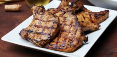 karbonades met bruine suiker - BBQ-HELDEN