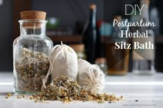 This Herbal Stiz Bath is not only wonderful for mom to make herself, but it is a fantastic gift as well. Moms get so many gifts for their ne...