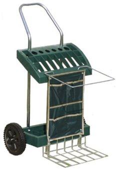 Vertex MO480 Deluxe Garden Cart