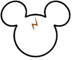 Mickey Mouse + Harry Potter = I don't know but it equals something like Hairy…
