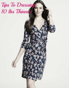 10 Wardrobe Tips That Will Make You Look 10 Lbs. Thinner
