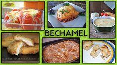 La salsa bechamel se puede utilizar para hacer gran variedad de platos: lasaña, pasta, verduras gratinadas, croquetas... En primer lugar empezamos con unos Pimi