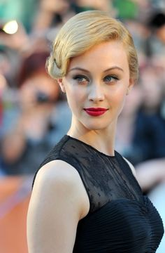 Miramax Press | Sarah Gadon lands female lead in THE 9th LIFE Of LOUIS DRAX | photo: IMDB | via http://deadline.com/2014/09/9th-life-of-louis-drax-sarah-gadon-840432/