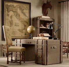 restoration hardware on pinterest secretary restoration