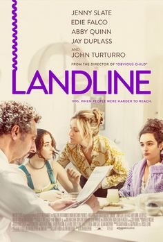 Return to the main poster page for Landline