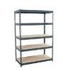 edsal 72-in H x 48-in W x 24-in D Freestanding Shelving Unit $66.97
