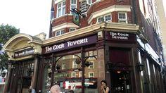 Cock Tavern | My Pub Odyssey - A Pub Blog