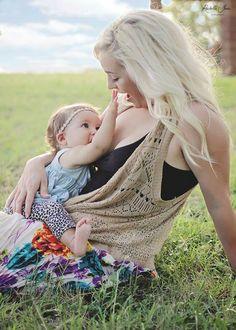 Nursing / Breastfeeding Photography