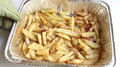 patatas crujientes sin una gota de aceite - Taringa!