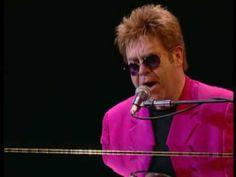 Elton John - Moon River
