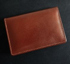 kožený vizitkár, vizitník, puzdro na vizitky, navštívenky, koža Wallet, Pocket Wallet, Purses, Diy Wallet, Purse