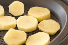 patatas ensalada campera en Varoma thermomix