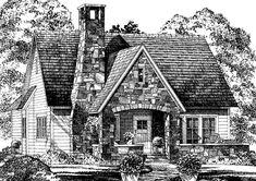 Rockborne House - Dungan-Nequette Architects   Southern Living House Plans