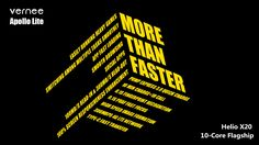 More than faster-1
