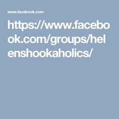 https://www.facebook.com/groups/helenshookaholics/