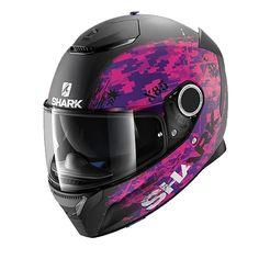 Shark Spartan Fiber Helmet New for 2017