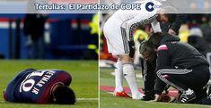 El precedente de James que descarta que Neymar juegue ante el Madrid