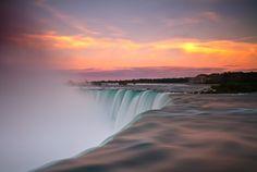 niagara horseshoe falls -