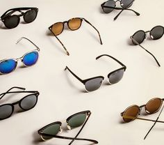 Time for some new shades?