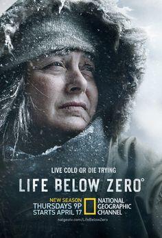 Life Below Zero on Behance