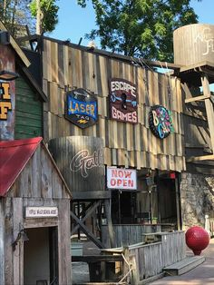 Gatlin's in Gatlinburg has an all new one-stop fun center for the whole family.