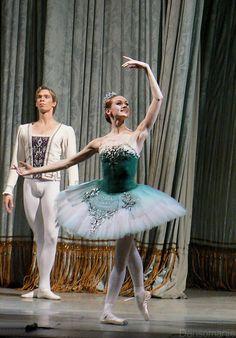 Uliana Lopatkina. Bailarina