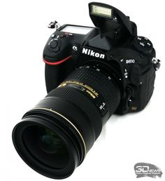 Overview of a full-frame SLR Nikon D810: everything goes according to plan