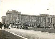 Opening of City of Leeds Training College on 13 June 1913. Now the James Graham building at Leeds Metropolitan University.