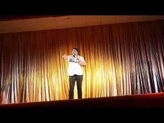 Jotas y Joter@s: Pablo Iglesias cantando una jota en Santacara Iglesias, Concert, Fiestas