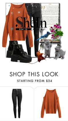 """""""SheIn7"""" by irmica-831 ❤ liked on Polyvore featuring H&M"""