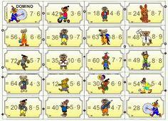 Archivio album First Grade Math Worksheets, 2nd Grade Classroom, Math Class, Math Activities, Second Grade, Archive, Album, School, Puzzle