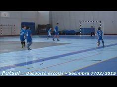 FUTSAL - Desporto Escolar em Sesimbra 7/02/2015