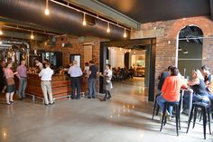 Pumpyard Bar & Brewery is a shiny jewel in Ipswich's crown, with top bar food - the perfect match for its beer Chicken And Chips, Bbq Chicken, Brisbane Bars, Beer Ice Cream, Beef Cheeks, Pickled Radishes, Soft Shell Crab, Buffalo Mozzarella
